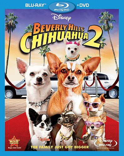 PopEntertainment.com: Beverly Hills Chihuahua 2 (2011) Video Review