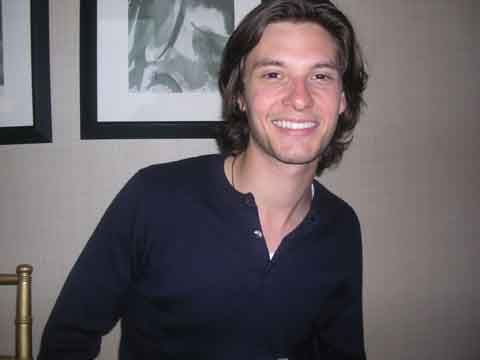 "Ben Barnes of ""The Chronicles of Narnia: Prince Caspian"""