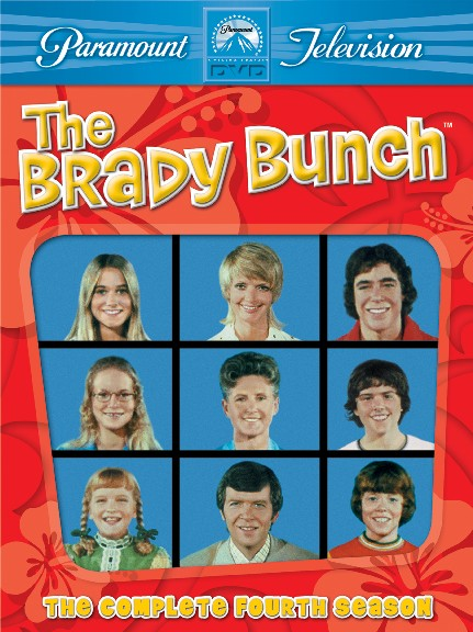 > TV on DVD Reviews >The Brady Bunch - The Complete Fourth Season