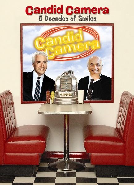 Candid Camera Logo Candid Camera 5 Decades of