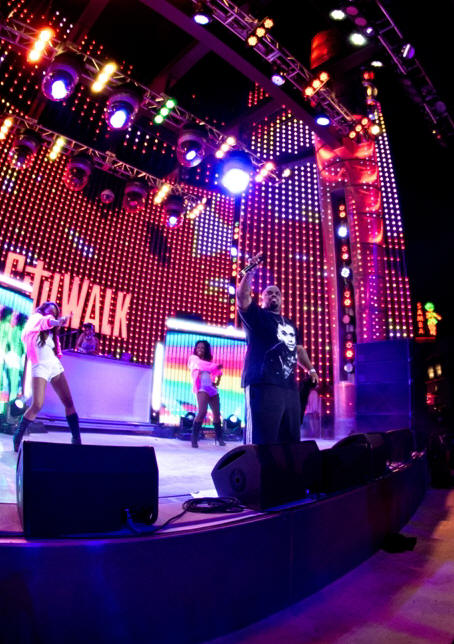 Cee Lo Green - Universal Citywalk - Universal City, CA - July 8, 2011 - Photo courtesy of LBi