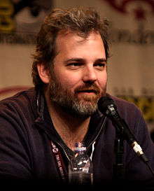"Dan Harmon, creator of ""Community"""