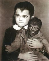 Butch Patrick in 'The Munsters.'