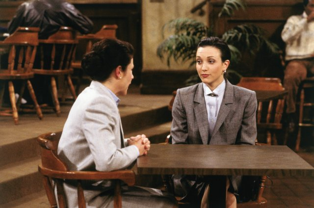 Bebe Neuwirth in CHEERS