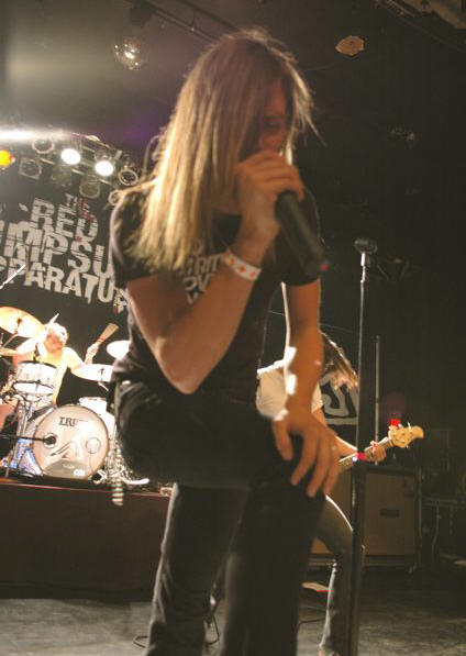 Red Jumpsuit Apparatus - Theater of Living Arts - Philadelphia, PA - October 16, 2007 - photo by Jim Rinaldi � 2007