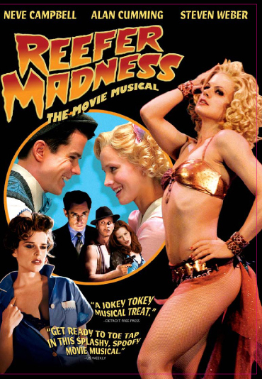 Reefer Madness Movie Musical poster