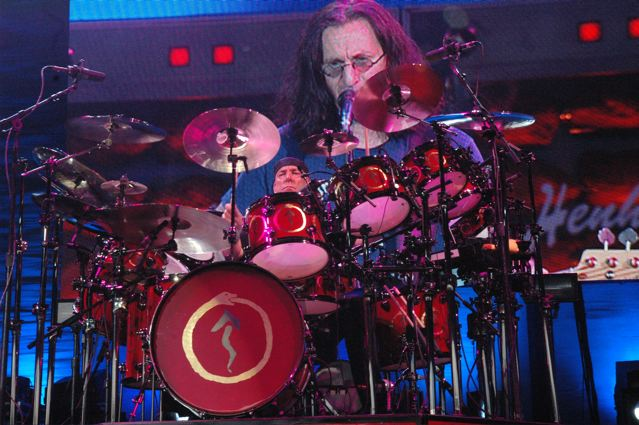 Rush - Tweeter Center - Camden, NJ - July 6, 2007 - photo by Jim Rinaldi � 2007