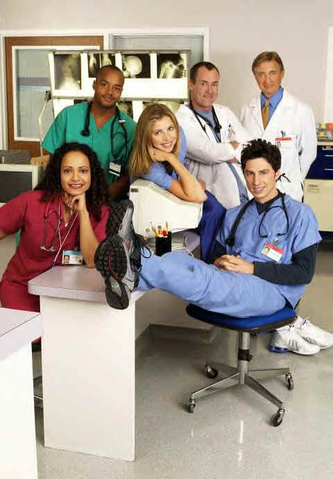 amy smart scrubs