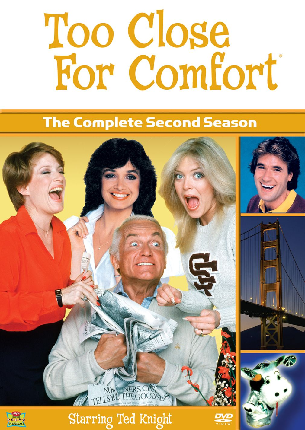 PopEntertainment.com: Too Close For Comfort - The Complete ...