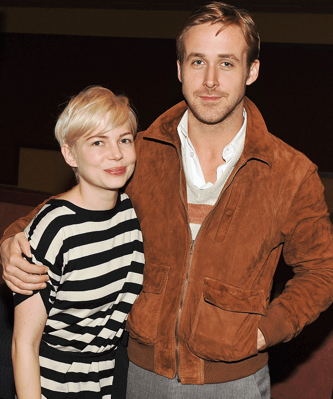 Michelle Williams and Ryan Gosling at the premiere of BLUE VALENTINE.  Picture courtesy of Altoids.