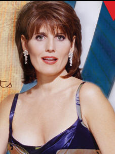 Lucie Arnaz cover shot from 'Latin Roots.'