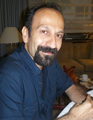 Asghar Farhadi at the New York Press Day for 'A Separation.'