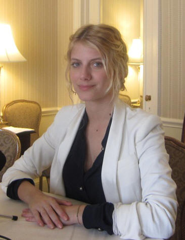 Mélanie Laurent at the New York Press day for BEGINNERS at the Waldorf-Astoria Hotel, May 24, 2011.
