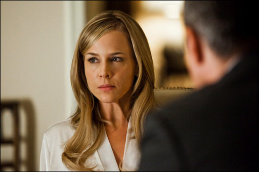 Julie Benz stars in the TNT Mystery Movie Night adaptation of Sandra Brown's RICOCHET