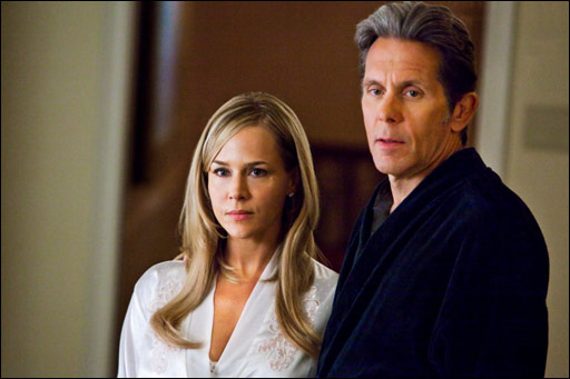 Julie Benz and Gary Cole star in the TNT Mystery Movie Night adaptation of Sandra Brown's RICOCHET.