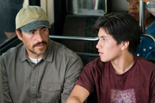 Demián Bichir and José Julián star in A BETTER LIFE.