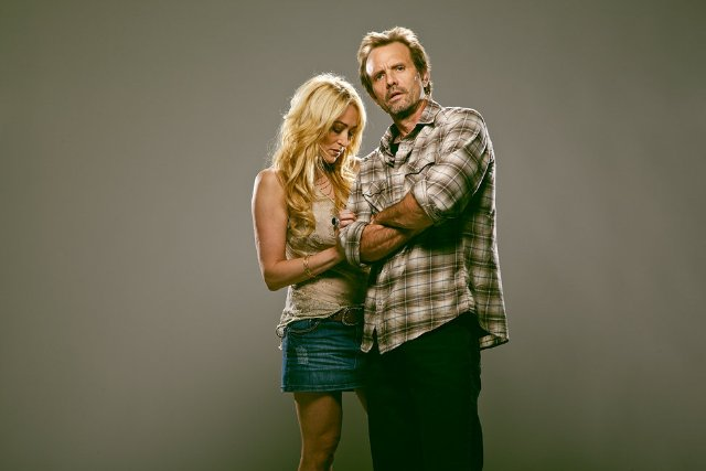 Jennifer Blanc and Michael Biehn star in THE VICTIM.