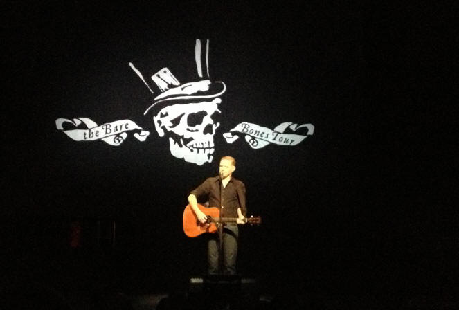 Bryan Adams - The Merriam Theater - Philadelphia, PA - January 25, 2013 - photo by Deborah Wagner � 2013.