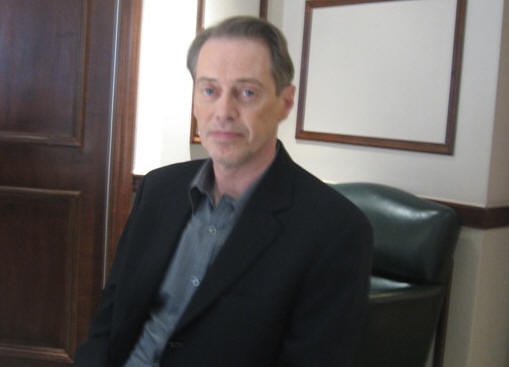 Steve Buscemi at the 'Saint John of Las Vegas' press day - January 16, 2010 - The Regency Hotel, New York City