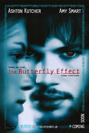 Butterfly effect movie review