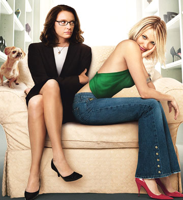 Cameron Diaz film In Her Shoes