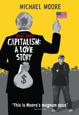 review on michael moores capitalism a In some ways, lincoln center is a problematic venue for the new york debut of michael moore's new film which concludes that capitalism is inherently evil.