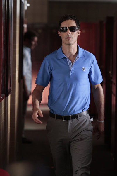 "ROYAL PAINS -- Episode 312 -- ""Some Pig"" -- Pictured: Tom Cavanagh as Jack O'Malley -- Photo by: Giovanni Rufino/USA Network"
