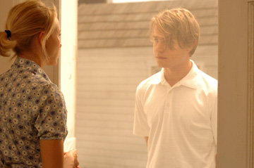 Naomi Watts and Brady Corbet in 'Funny Games.'