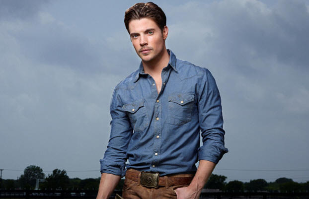 Josh Henderson stars in DALLAS.