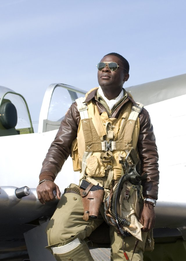David Oyelowo in RED TAILS