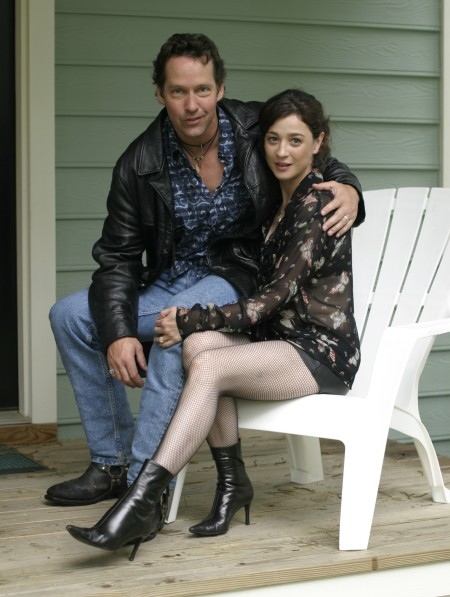D.B. Sweeney and Moira Kelly in 'Two Tickets to Paradise.'