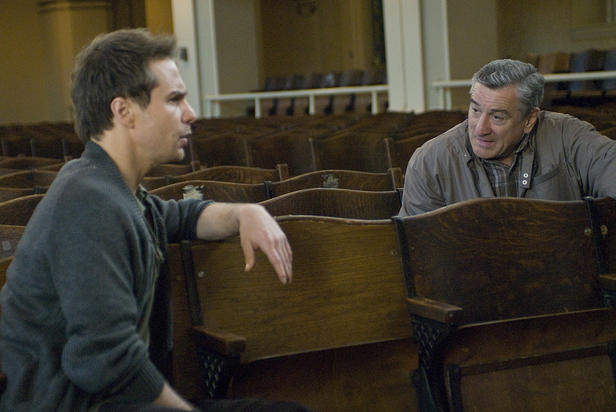 Sam Rockwell and Robert De Niro in 'Everybody's Fine.'