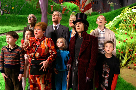 What was the appeal of playing Willy Wonka? Were you a Gene Wilder fan?