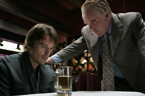 Ethan Hawke and Philip Seymour Hoffman star in BEFORE THE DEVIL KNOWS YOU'RE DEAD.
