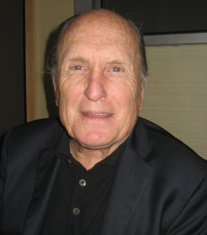 Robert Duvall at the press day for GET LOW.