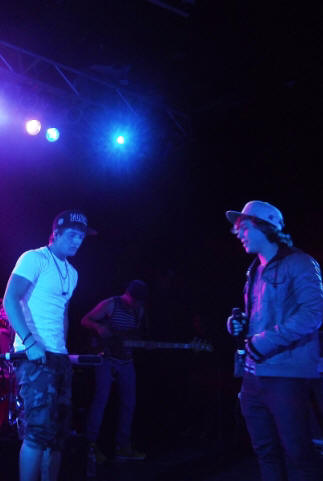 Emblem3 - Theater of Living Arts - Philadelphia, PA - March 20, 2013 - photo by Sami Speiss � 2013