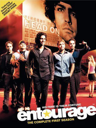 Entourage: The Complete First Season movie