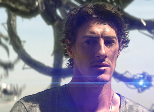 Eric Balfour stars as Jarrod in the Rogue Pictures feature SKYLINE.