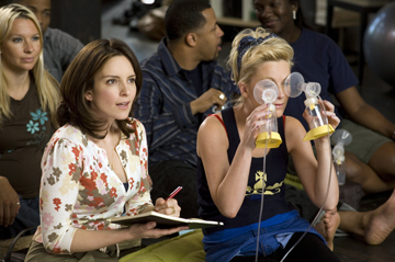 Tina Fey and Amy Poehler in 'Baby Mama.'