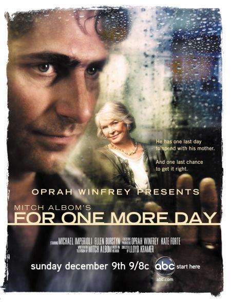 For One More Day by Mitch Albom PDF Download - EBooksCart
