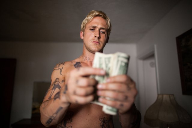 "Ryan Gosling in ""The Place Beyond the Pines"""