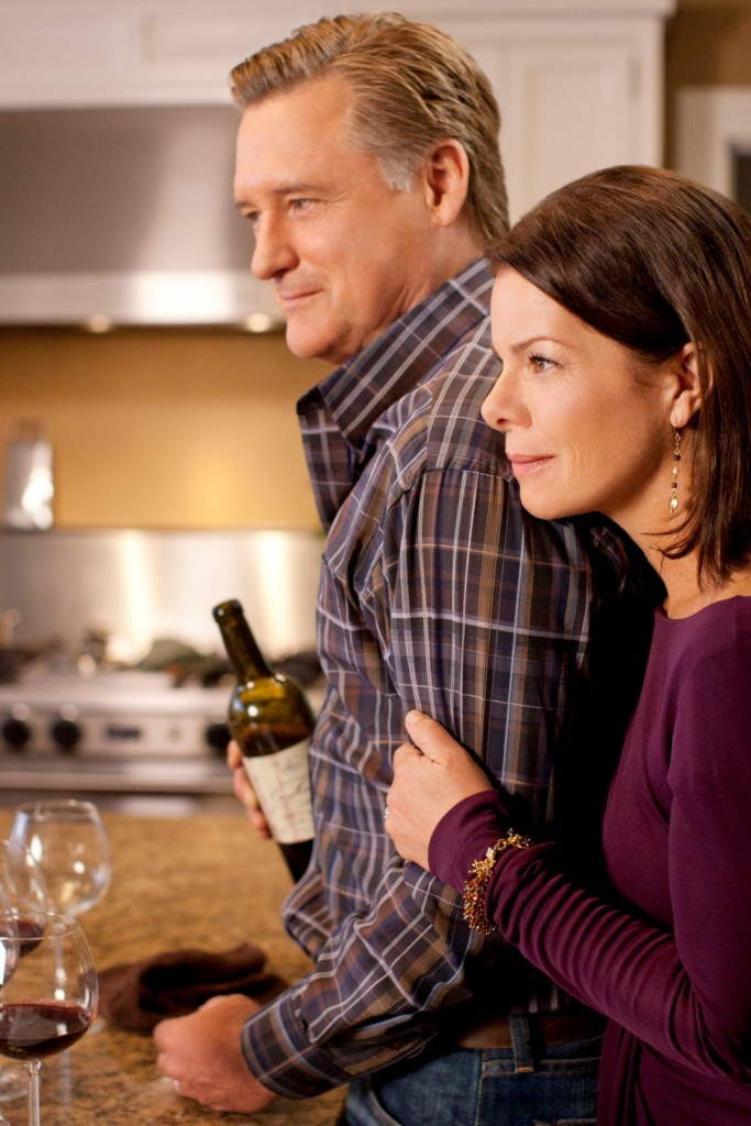 Bill Pullman and Marcia Gay Harden star in the TNT Mystery Movie 'Scott Turow's Innocent.'