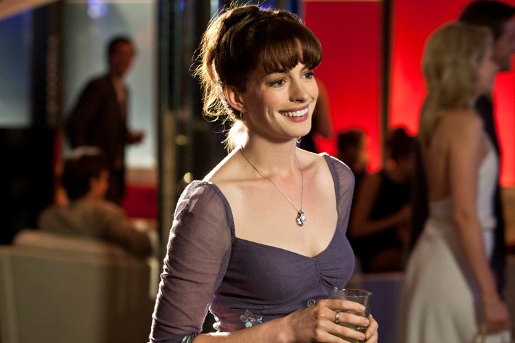 Anne Hathaway stars as Emma in the romance ONE DAY, a Focus Features release directed by Lone Scherfig.