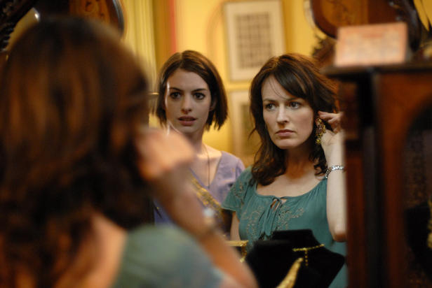 Anne Hathaway and Rosemarie DeWitt in 'Rachel Getting Married.'