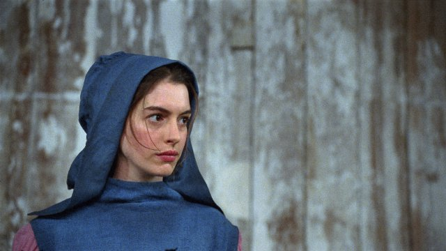 Anne Hathaway stars as Fantine in 'Les Misérables.'