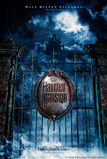 Popentertainment Com The Haunted Mansion 2003 Movie Review