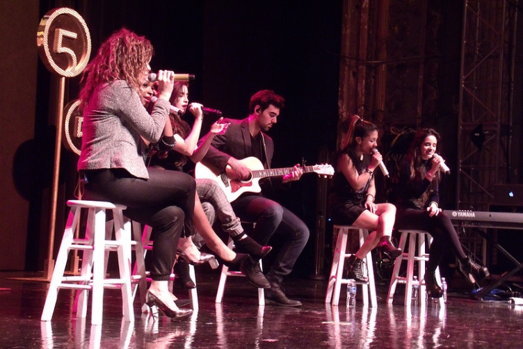 Fifth Harmony - Keswick Theater - Glenside, PA - November 1, 2013 - photo by Alycia Fabrizio � 2013