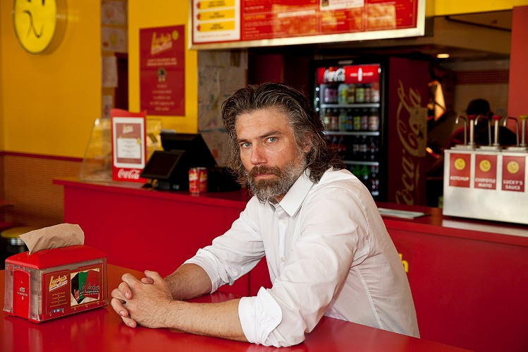 Anson mount sex and the city