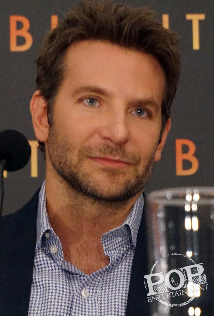 Bradley Cooper at the New York press conference for Burnt. Photo ©2015 Brad Balfour. All rights reserved.