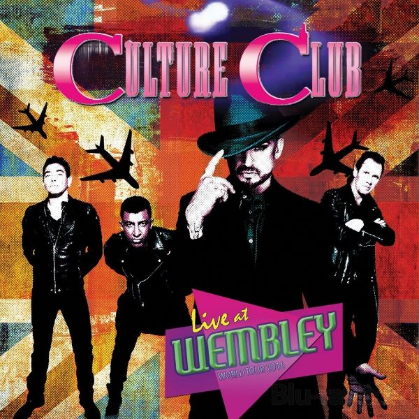 Culture Club: Live at Wembley - World Tour 2016